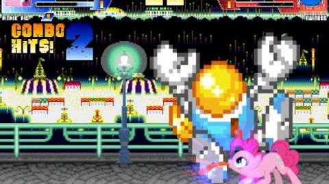 The MegaBrony MUGEN - Pinkie Pie vs Twinbee