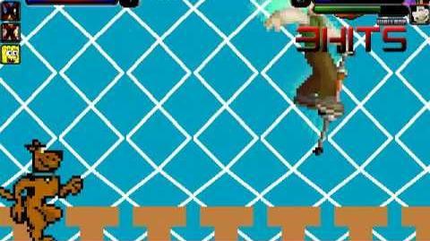 TheMattalocalypse Random Mugen Battle - 942 - Team Marge (4) VS