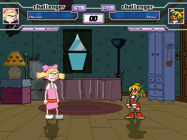 Helga vs Roll
