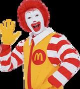 Ronald McDonald/Kishio's version