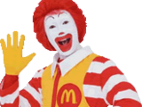 Ronald McDonald/Kishio's version