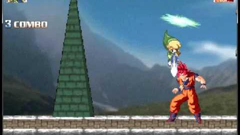 Mugen Char Toon Link by Me