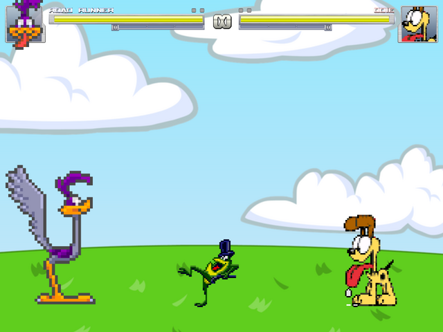 BFDI Grass Stage Preview