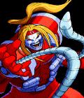 ZVitor Omega Red Portrait