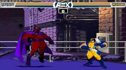 Avengers vs X-Men MUGEN 1080P HD Playthrough with MAGNETO PT