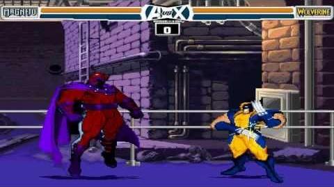 Avengers vs X-Men MUGEN 1080P HD Playthrough with MAGNETO PT. 2 FINAL-1427658809