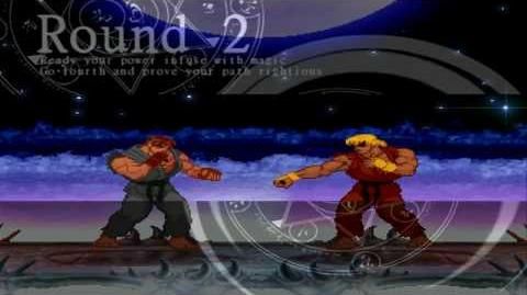 The Final Battle - Evil Ryu Vs Evil Ken(R.I.P