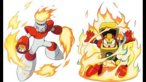 U GEN Sworn Brothers Of Flame - Themes of Fireman and Heatman