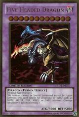 Five Headed Dragon