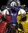 Cyborg Ninja UMK3