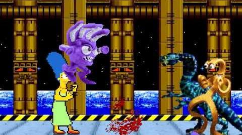 TMS Mugen Battle 126 - Octo and Marge vs Taffy and Vertigo