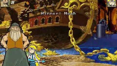 BBH MUGEN Noah vs Yoma