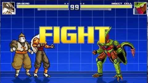 MUGEN Random Battle- Dr.Gero Vs