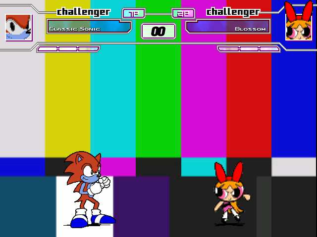 Color Bars Stage