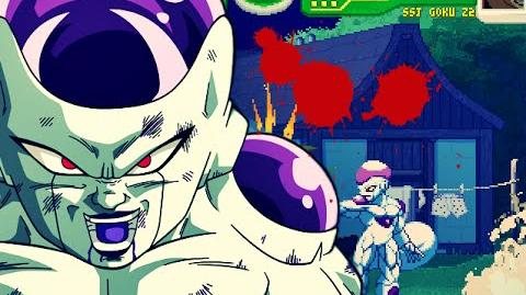 Freeza Z2 by Balthazar (Hyper Dragon Ball Z)