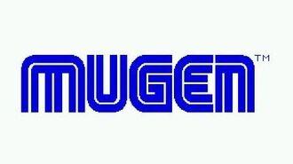 Mugen - SF1 Ken vs. Cyan Sonic