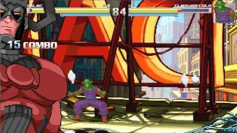 MUGEN Random Battle- Galactus Vs