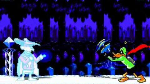 Darkwing Duck released for mugen