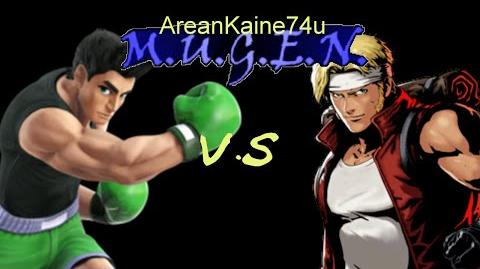 AK MUGEN Little Mac vs