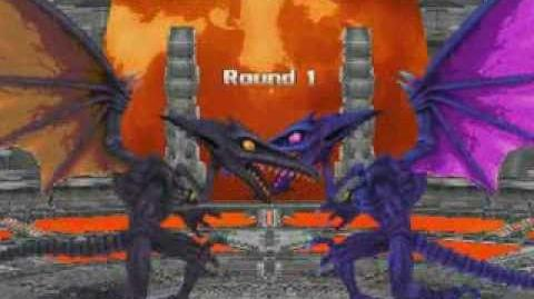 MUGEN BaganSmashBros - Watch - Ridley vs Ridley-X