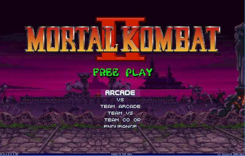 Mortal kombat 2 скачать игру на пк