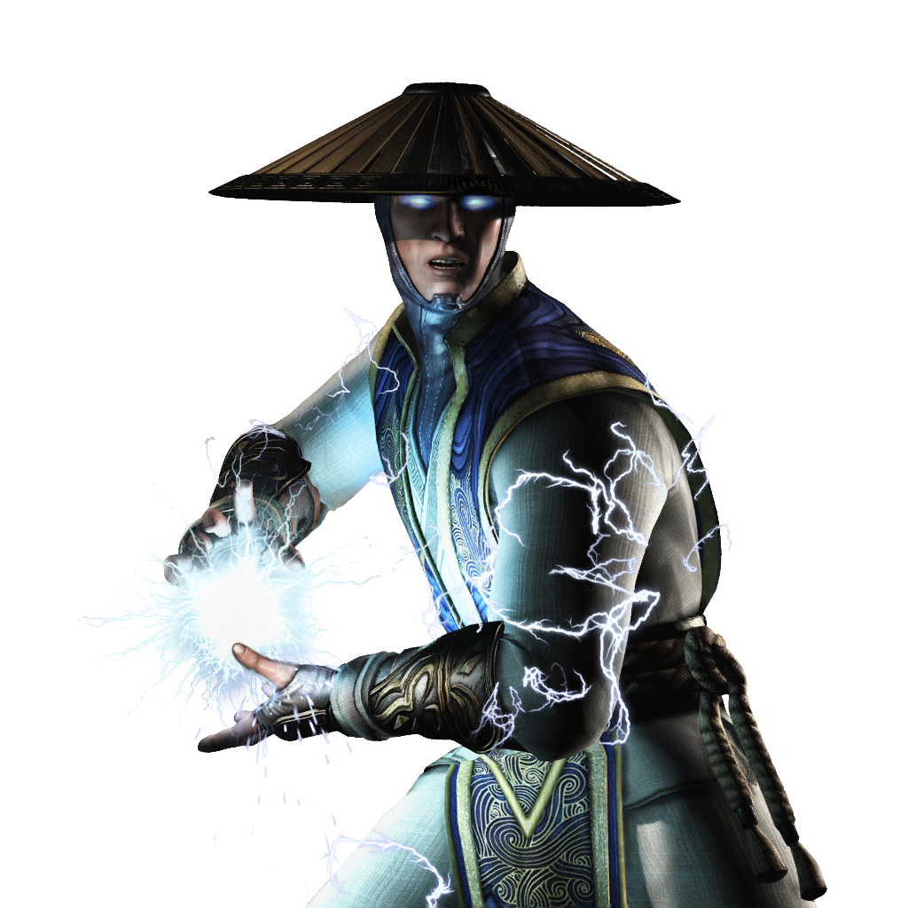 Raiden | MUGEN Database | FANDOM powered by Wikia