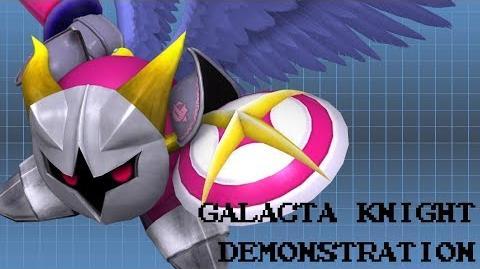 M.U.G.E.N - Galacta Knight Demonstration