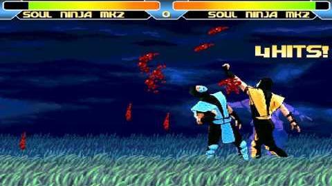 New Mugen Kharacter Soul Ninja MK2