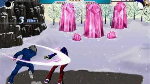 ☆Dissidia MUGEN☆ - Forest of Ice