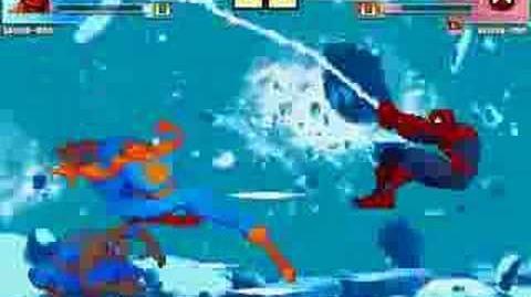 MUGEN Spider-Man(Erradicator) vs