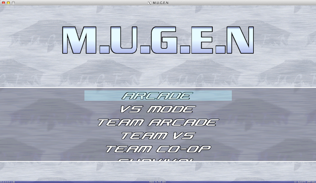 MUGEN X | MUGEN Database | FANDOM powered by Wikia