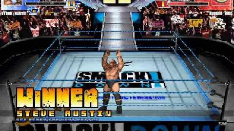 Mugen - Stone Cold Steve Austin Vs The Burger King