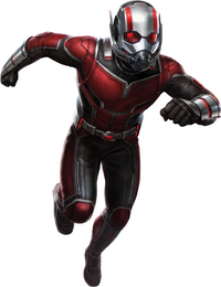 Ant-Man from Ant-Man and the Wasp