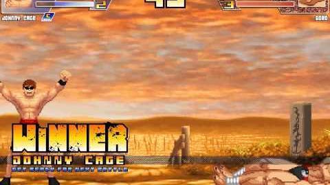 Random Mugen Battle- Johnny Cage vs