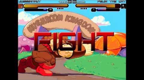 M.U.G.E.N Juggernaut vs