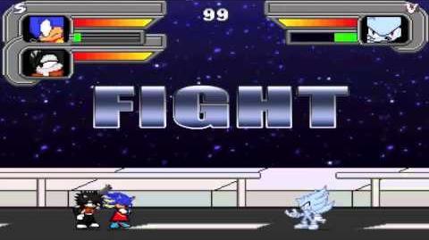 Sonic Speed Fighters 2 - -Z- & Kixx VS Nazo