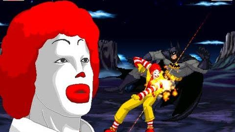 Ronald McDonald Mugen