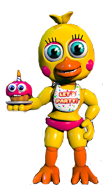 ToyChica FNAFW