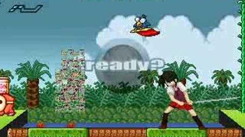 MUGEN Missingno. vs