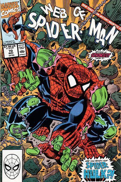 Spider-Hulk | MUGEN Database | FANDOM powered by Wikia