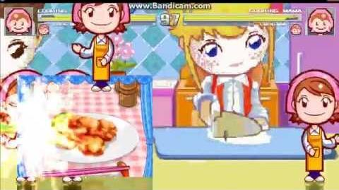 """***NEW M.U.G.E.N. Stage*** """"Mama's Kitchen"""" (From Cooking Mama)"""