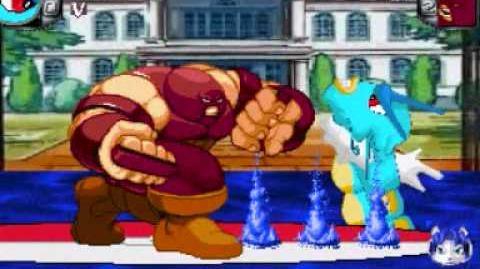 Mugen - Gyarados VS Juggernaut (Watch Mode)
