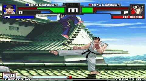 MUGEN SFIII Ryu Vs