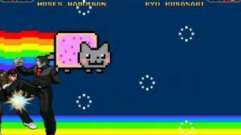 Nyan Cat Stage