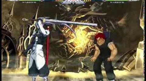 -MUGEN- Hakumen (Yo) vs Yujiro Hanma (AI)