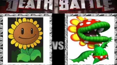 AngryMugenBirds/Big Red Vote: Sunflower Vs Petey Piranha