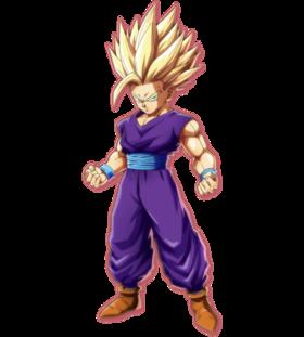 Gohan Teen FighterZ