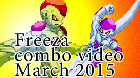 HDBZ - Freeza Combo Video March 2015