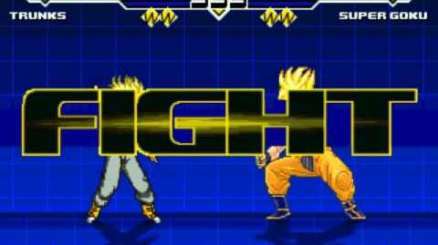 Mugen Gohan, Goku, Trunks, And Broly Vs Scropion, IronMan, SSJ Goku, Sage Mode Naruto