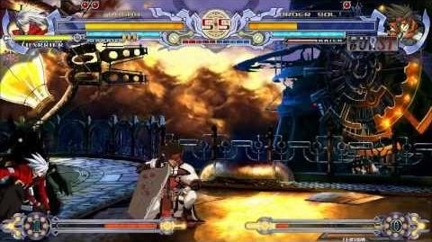 -MUGEN-₮- Unlimited Ragna (Yo) vs Order-Sol (AI)